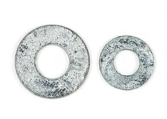 3.0mm Thick - Galv. Round Washer